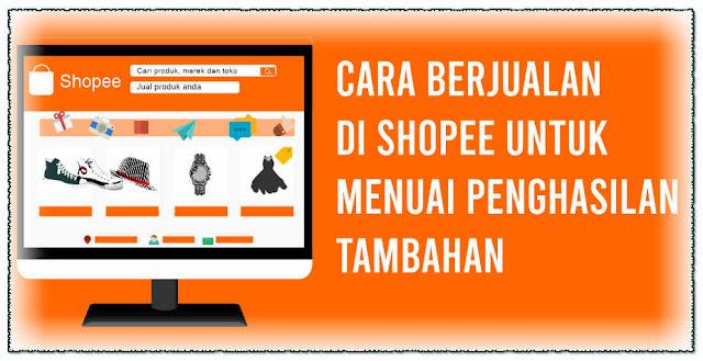 Jualan marketplace shoppe