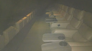 オデオンLuxeの座席