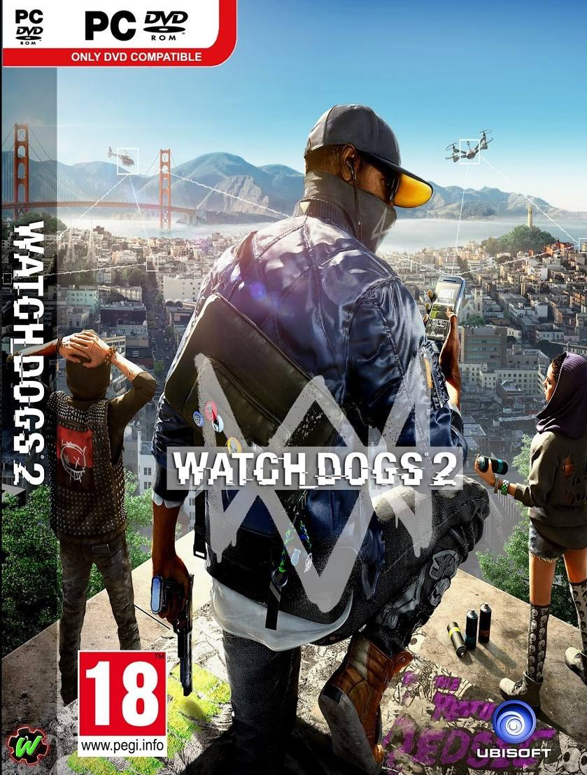 Watch Dogs 2 [PC] Full Version