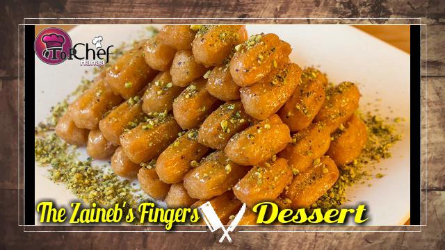 The Zaineb's Fingers Desserts