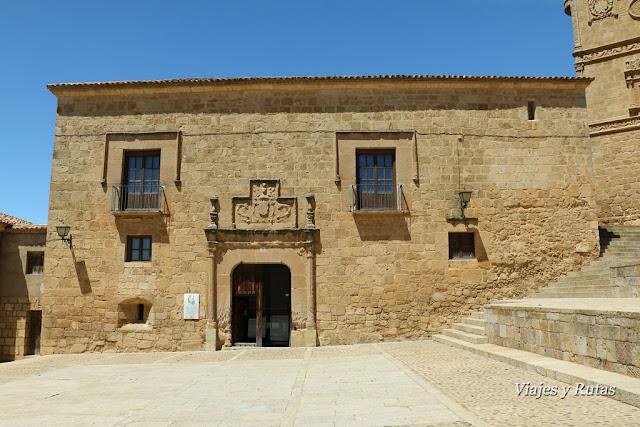 Palacio de los Hurtado y Mendoza, Soria