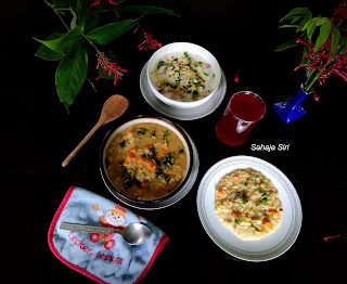 Restaurant style dal kichdi