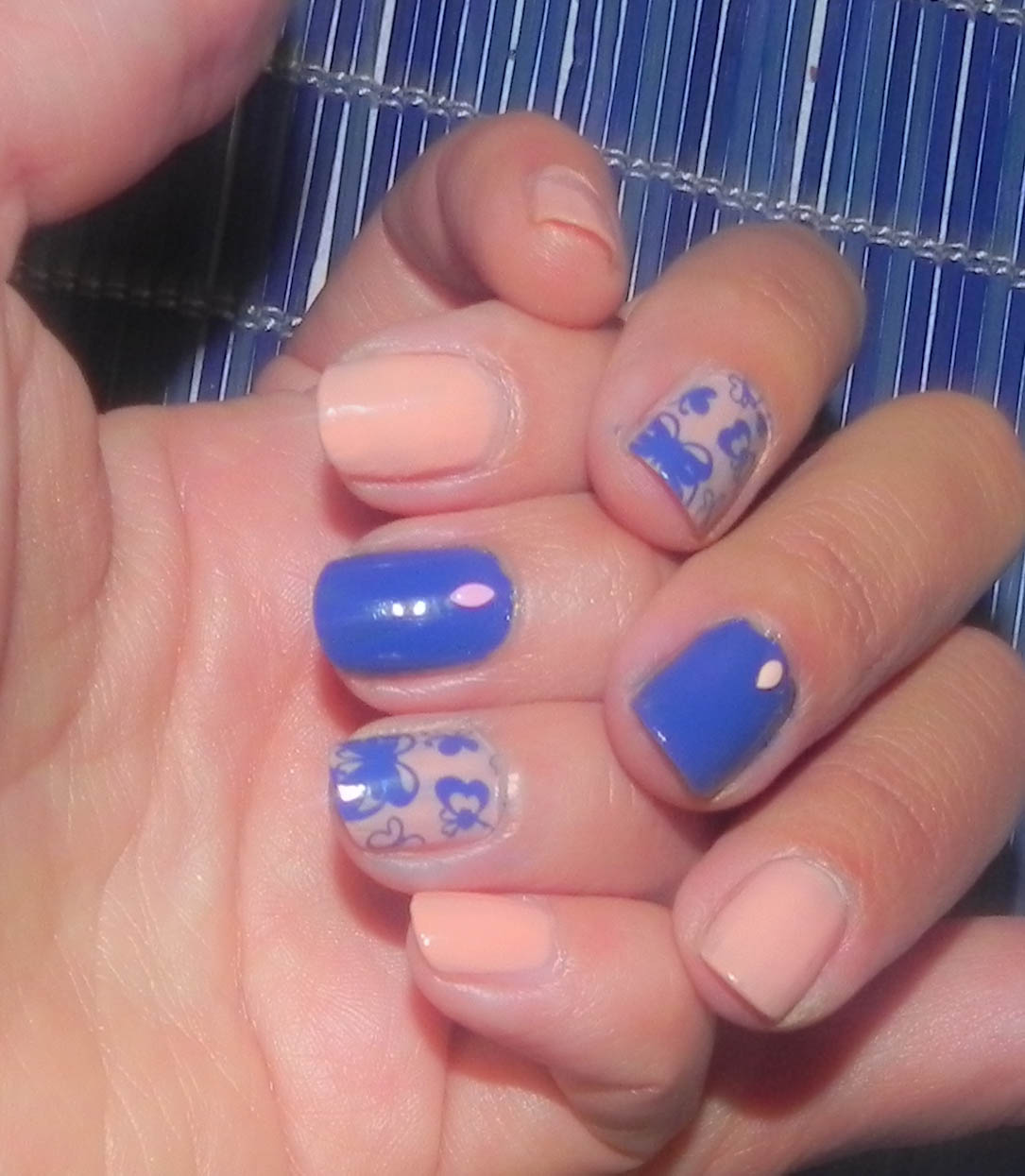 LAPINTURERA - Blog de cosmética, maquillaje y belleza.: Azul ...
