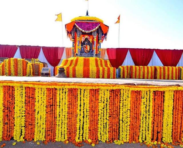 chhatrapati shivaji maharaj coronation