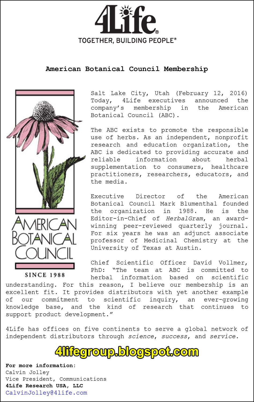 foto Kenyataan Akhbar : Keahlian Majlis Botani Amerika