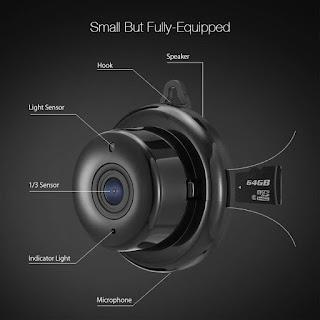 mini ip camera wireless
