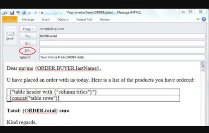Jika Anda BCC Seseorang di Email, Dapatkah Penerima Mengetahui?