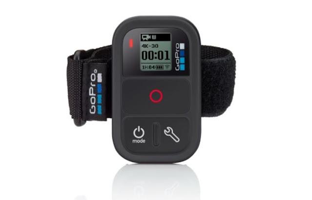 جهاز GoPro Remote .. لاسلكي عن بعد الجديد