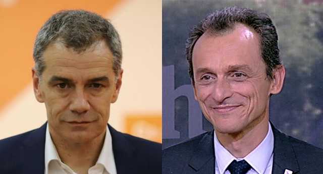 Toni Cantó toca fondo burlándose del ministro Pedro Duque