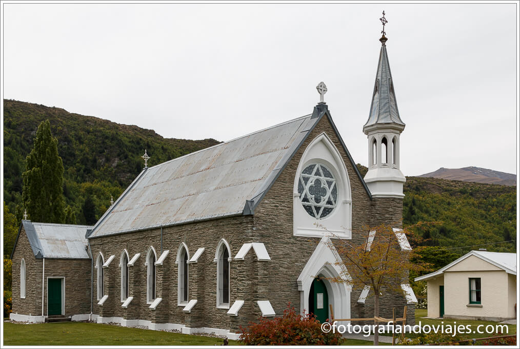 Iglesia de Arrowtown
