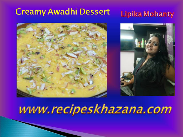 Creamy Awadhi Dessert Recipes