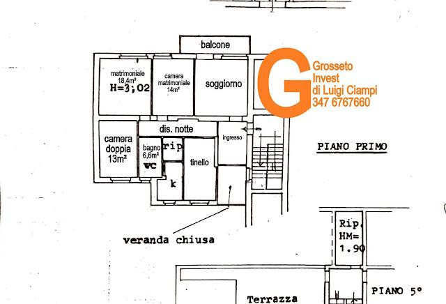 case-vendita-Grosseto Regioni, Prezzo affare, Grosseto Invest