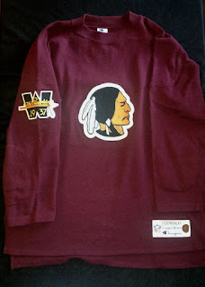 Washington Redskins Champion Throwbacks jersey