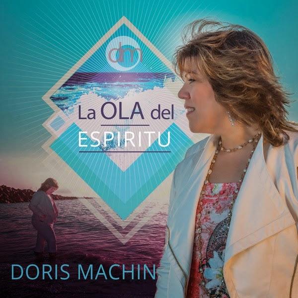 Download - CD - Doris Machin – La Ola Del Espíritu (2014)