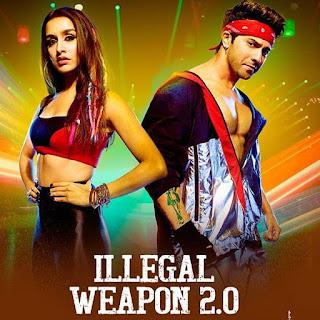 Illegal Weapon 2.0 Lyrics Street Dancer 3D
