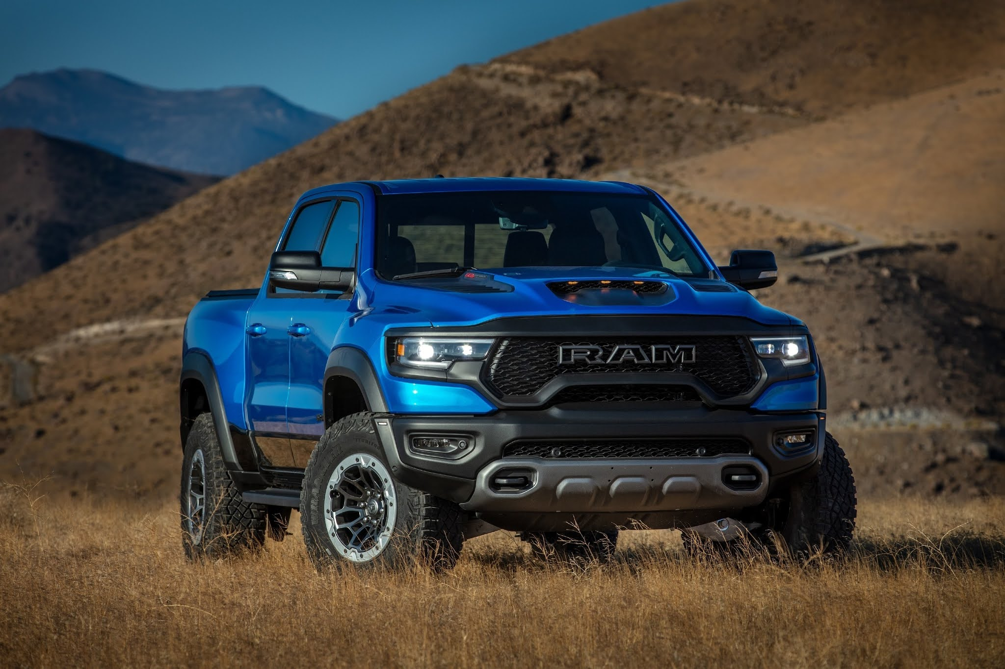 Ram 1500 TRX Captures Official Winter Pickup Truck of New England Crown; Chrysler Pacifica and Jeep Gladiator Earn Class Honors at NEMPA Winter Vehicle Driving Event