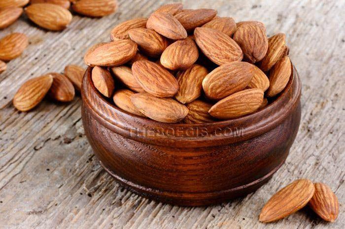 Benefits of fruit Badam efficacy for body health