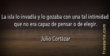 Citas para la vida Julio Cortázar