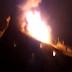 Izbio požar u Hrvatima (Lukavac)
