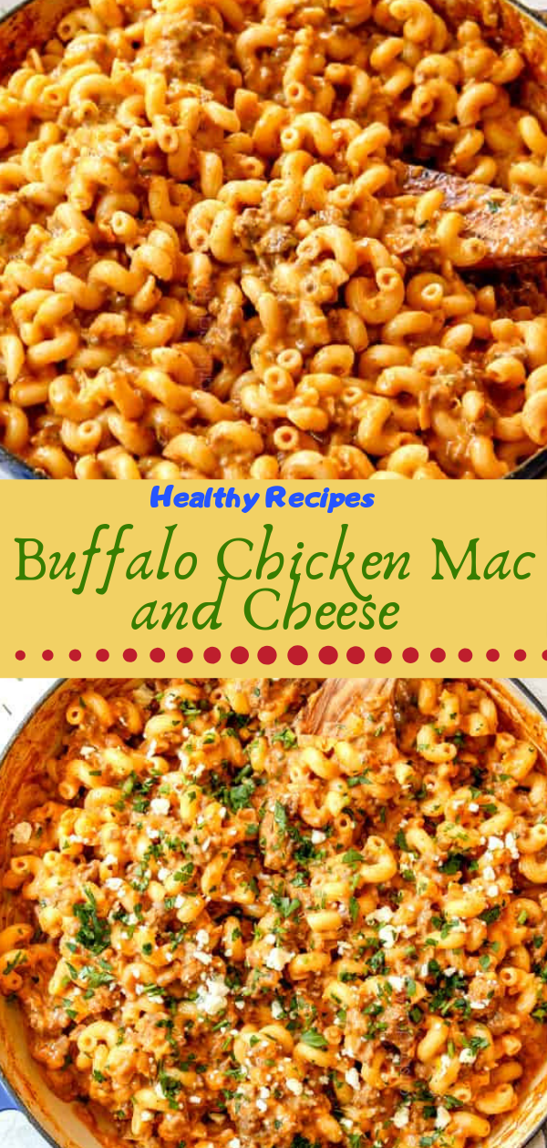 Healthy Recipes | Buffalo Chісkеn Mac аnd Cheese, Healthy Recipes For Weight Loss, Healthy Recipes Easy, Healthy Recipes Dinner, Healthy Recipes Pasta, Healthy Recipes On A Budget, Healthy Recipes Breakfast, Healthy Recipes For Picky Eaters, Healthy Recipes Desserts, Healthy Recipes Clean, Healthy Recipes Snacks, Healthy Recipes Low Carb, Healthy Recipes Meal Prep, Healthy Recipes Vegetarian, Healthy Recipes Lunch, Healthy Recipes For Kids, Healthy Recipes Crock Pot, Healthy Recipes Videos, Healthy Recipes Weightloss, Healthy Recipes Chicken, Healthy Recipes Heart, Healthy Recipes For One, Healthy Recipes For Diabetics, Healthy Recipes Smoothies, Healthy Recipes For Two, Healthy Recipes Simple, Healthy Recipes For Teens, Healthy Recipes Protein, Healthy Recipes Vegan, Healthy Recipes For Family, Healthy Recipes Salad, Healthy Recipes Cheap, Healthy Recipes Shrimp, Healthy Recipes Paleo, Healthy Recipes Delicious, Healthy Recipes Gluten Free, Healthy Recipes Keto, Healthy Recipes Soup, Healthy Recipes Beef, Healthy Recipes Sides, Healthy Recipes Zucchini, Healthy Recipes Broccoli, Healthy Recipes Spinach,  #healthyrecipes #recipes #food #appetizers #dinner #buffalo #chicken #mac #cheese