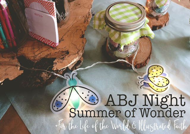 Illustrated Faith Summer of Wonder