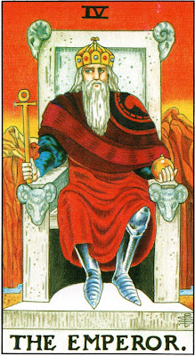 The Emperor Tarot Card Meaning- Major Arcana