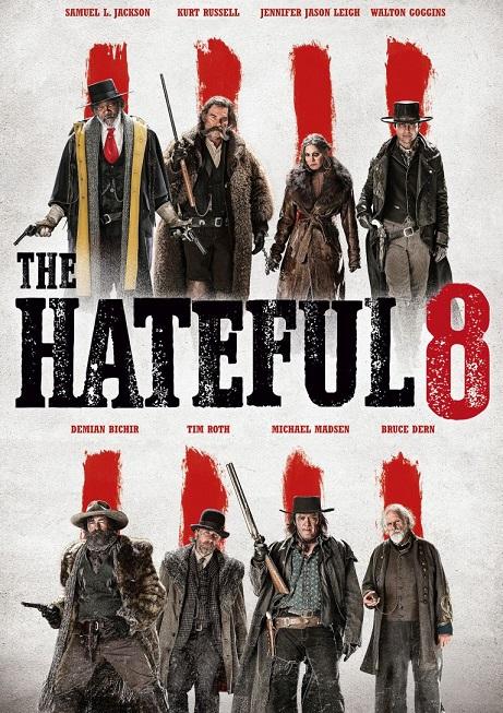 فیلم دوبله : هشت نفرت انگیز The Hateful Eight 2015