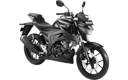 Spesifikasi dan Harga Motor Suzuki GSX-S150 Terbaru