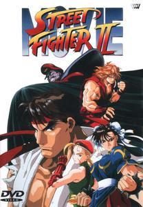 Street Fighter 2: La Pelicula – DVDRIP LATINO
