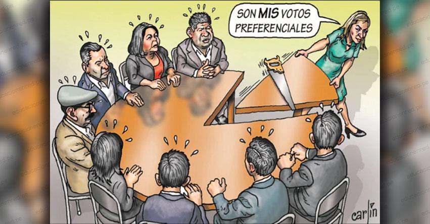 Carlincaturas Domingo 29 Marzo 2020 - La República