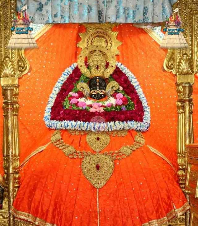 khatushyamji khatudham daily darshan 23 august 2020