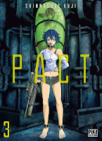 Pact, Shinnosuke Kuji, Pika Édition, Manga, Actu Manga,