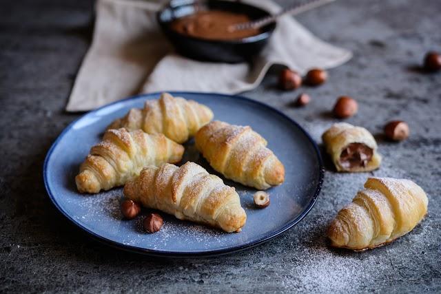 Roppanós nutellás croissant: álomfinom reggeli 30 perc alatt