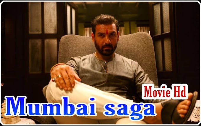 Mumbai Saga Movie watch Online full HD
