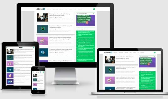 تحميل قالب viomaxgo الجديد كليا يصلح خصوصا لأصحاب مواقع الفيرال