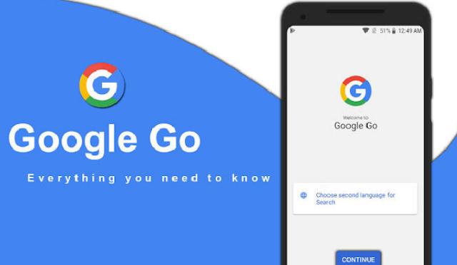 Fitur Baru dari Aplikasi Google Go