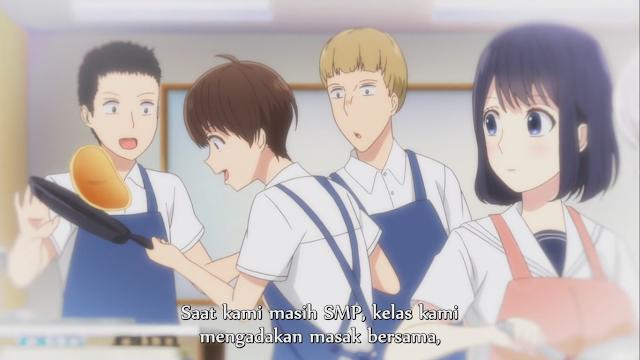 Koi to Uso Episode 07 Subtitle Indonesia