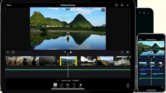 كيفية تعديل وتحرير مقاطع الفيديو باستخدام الأيفون - iPhone أو الأيباد - iPad