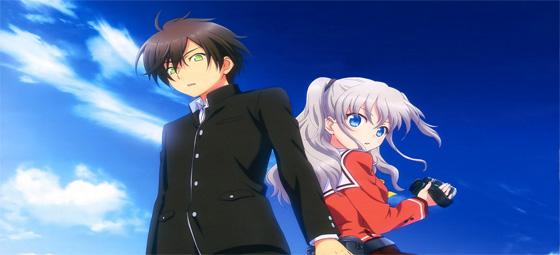Charlotte Wallpaper Anime fondo pantalla escritorio