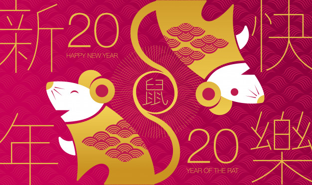 Happy Chinese New Year 2020 Wallpapers & Images