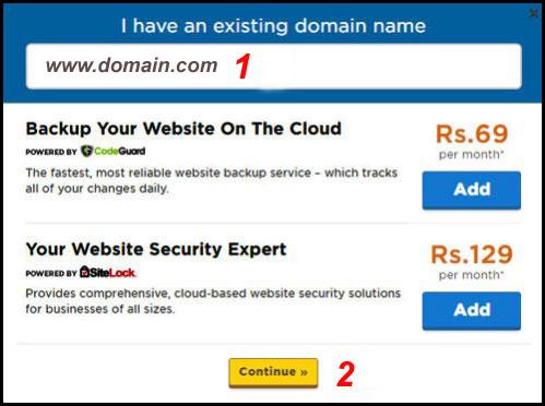 web hosting kya hota hai