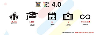 """Lagos State """"Ready Set Work 4.0"""" Programme Guidelines 2019"""