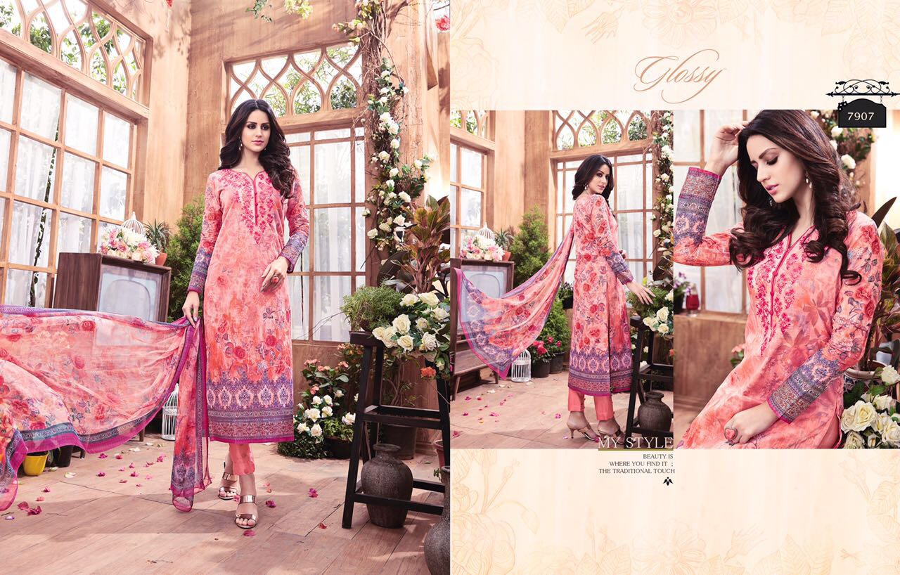 Simar Vol 6 – Latest New Designer Salwar Kameez Wholesale Rate