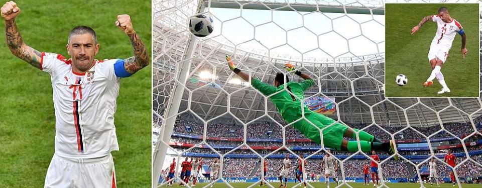 serbia vs costa rica live wc match