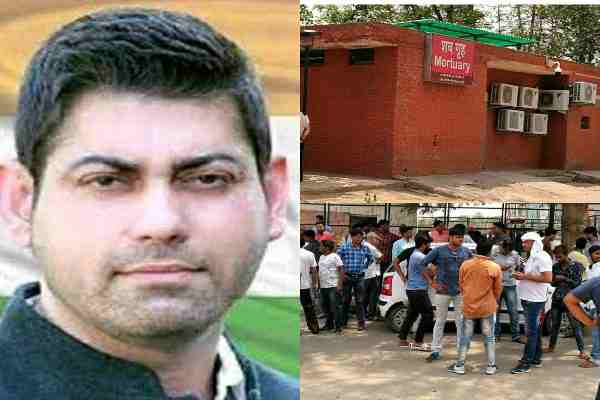 vikas- chaudhary-murder-case-crime-branch-faridabad-started-action