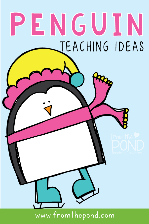 Penguin Teaching Ideas