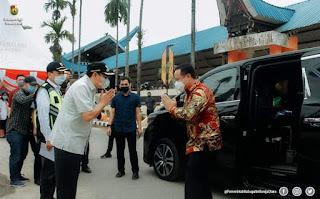 """Plt. Gubernur Sulsel """"Kehadiran Saya di Toraja adalah Rampo Pameloi Toraya"""""""
