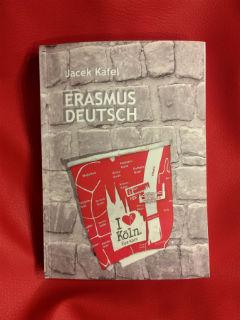 """""""Erasmus Deutsch"""" Jacek Kafel, fot. paratexterka ©"""
