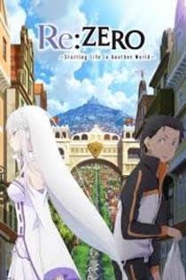 Anime Re:Zero kara Hajimeru Isekai Seikatsu: Shin Henshuu-ban Legendado