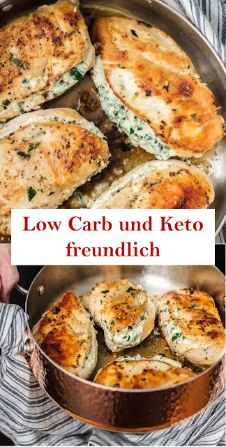 Low Carb und Keto Freundlich